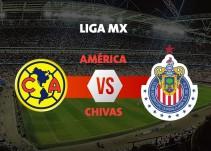 América vs Chivas horario: cómo, cuándo y dónde ver el partido en vivo