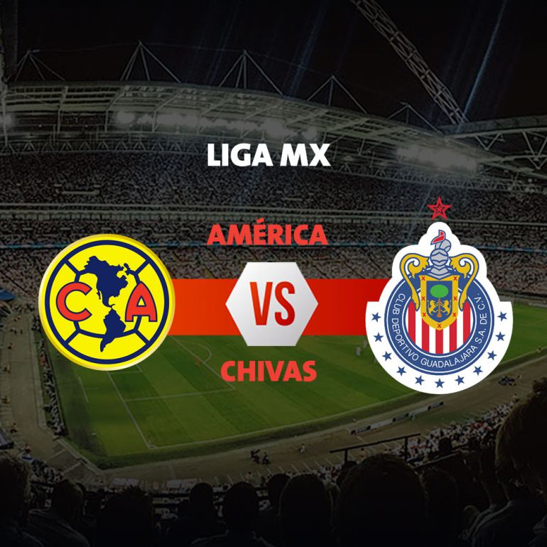 Liga MX Apertura 2017: América vs Chivas: horario, cómo y dónde ver el partido en vivo