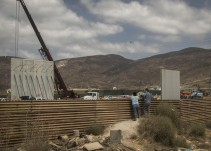 Los Muros de Trump