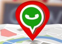 Whatsapp te permite saber la ubicación de sus usuarios en tiempo real