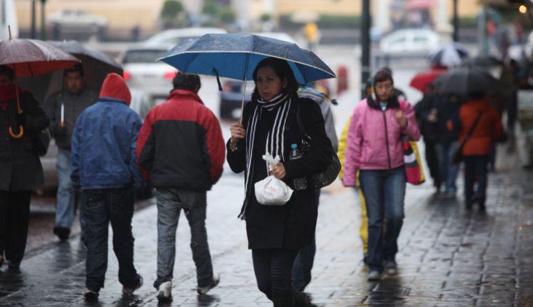Clima hoy,19 octubre 2017: Continúan lluvias por efectos de Frente Frío No. 5