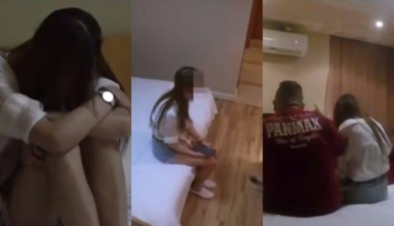 Viral: [VIDEO] Adolescente subasta su virginidad por un iPhone 8 y termina espantada