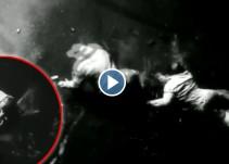 Hombre fue arrastrado por fuerza paranormal