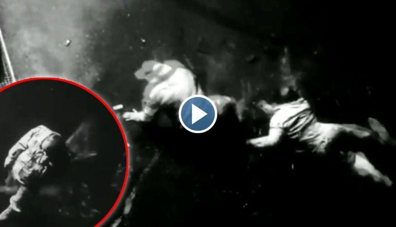 Fantasmas: Hombre fue arrastrado por fuerza paranormal