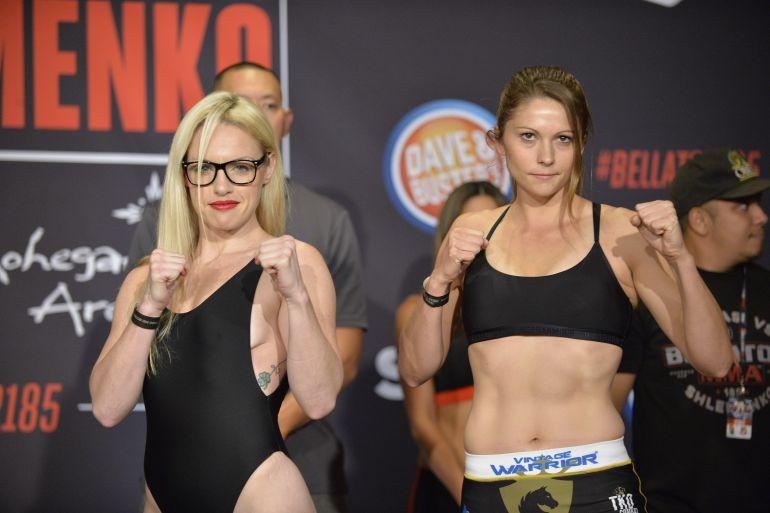 Lucha MMA: Desfiguran a Heather Hardy tras una patada en el rostro