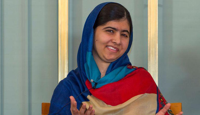 Malala Yousafzai: Malala Yousafzai es criticada por usar jeans y tacones