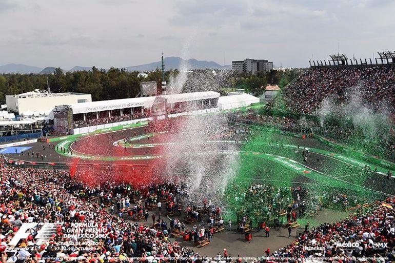 Gran Premio de México 2017: Lo que debes saber de la Formula 1