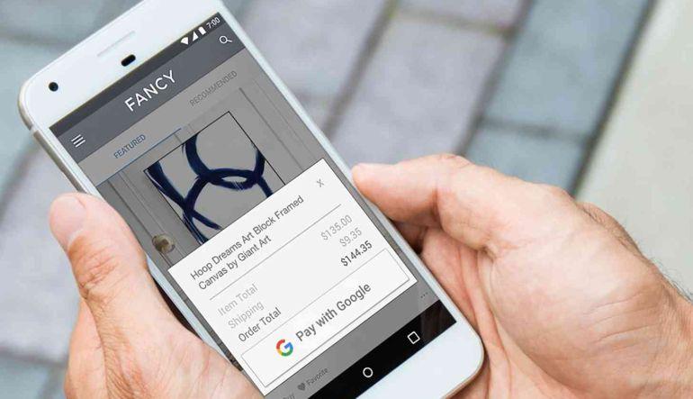 Pay With Google: 'Pagar con Google', la nueva función de pago en Android