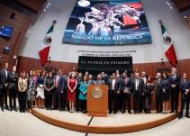 Senado revienta sesión en contra de la destitución de Santiago Nieto