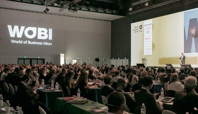 WOBI: Todos los detalles sobre el World Business Forum 2017