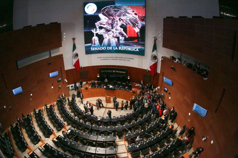 Senado, Santiago Nieto: Se agudiza rebelión del Senado por cese de fiscal Santiago Nieto