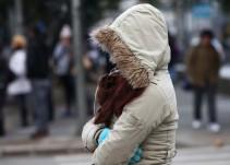 Bajas temperaturas en Estado de México y CDMX