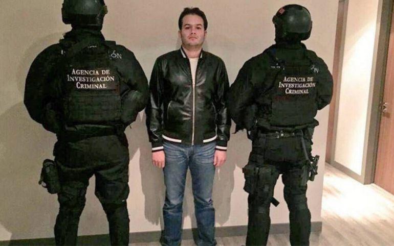 "Capturan a ""El Vic"", operador del Cártel de Sinaloa en la CDMX"