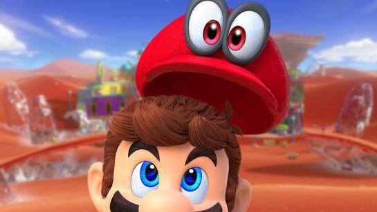 Nintendo Switch: Super Mario Odyssey es considerado una obra maestra