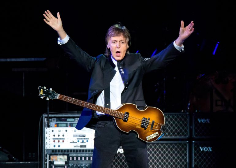 The Beatles: Los 5 mejores temas de Paul Mccartney