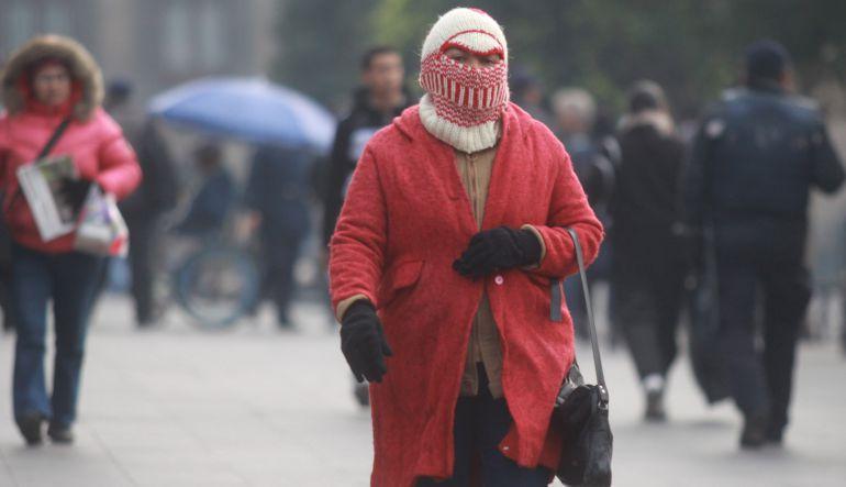 Clima hoy,27 octubre 2017: Frente frío No. 7 se aproxima a la frontera norte del país