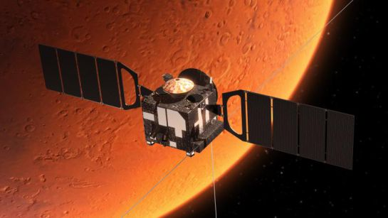NASA: ¿Cómo enviar tu nombre en la próxima misión a Marte?