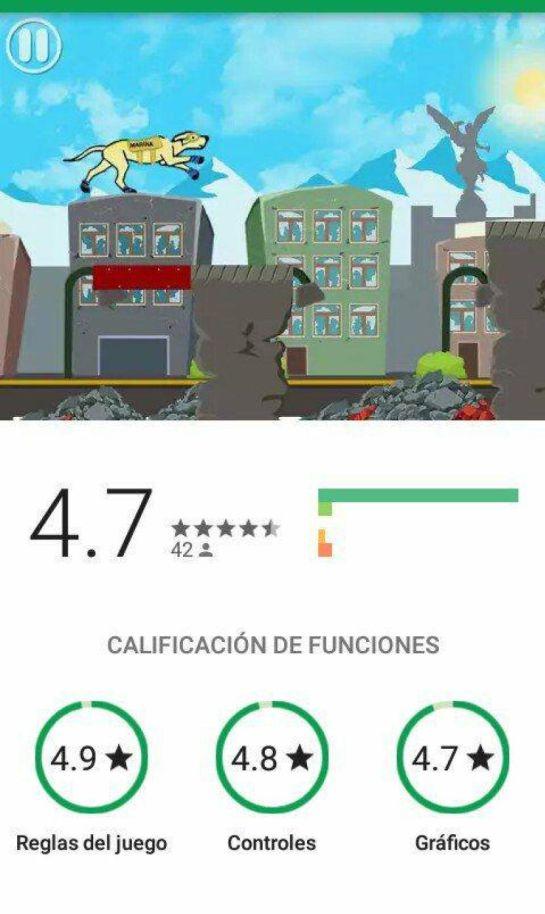 Frida, la rescatista, ahora tiene videojuego