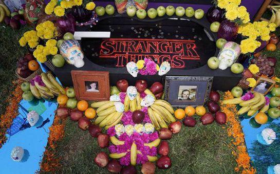 Día de Muertos: Netflix celebra el 'Día de Muertos' con ofrendas dedicadas a sus personajes