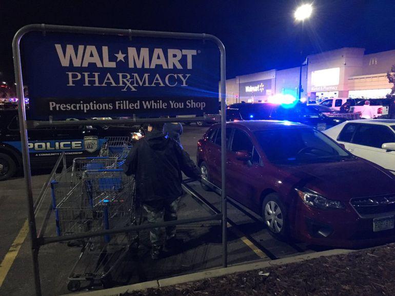 tiroteos, EU: Reportan varios heridos tras tiroteo en Walmart de Colorado