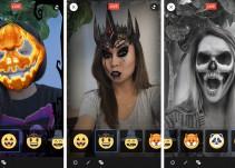 Facebook lanzó filtros para Halloween
