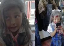 ¿Qué opinas del disfraz de la niña #FridaSofía?