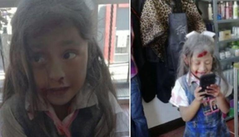 Frida Sofía Halloween: ¿Qué opinas del disfraz de la niña #FridaSofía?
