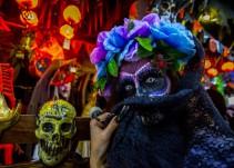 Google le muestra al mundo la celebración del Día de Muertos a través de Street View