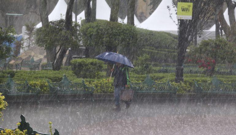 Clima hoy,3 noviembre 2017: Se esperan lluvias dispersas en al menos 8 entidades del país