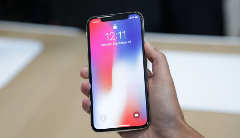 Apple: iPhone X disponible mundialmente