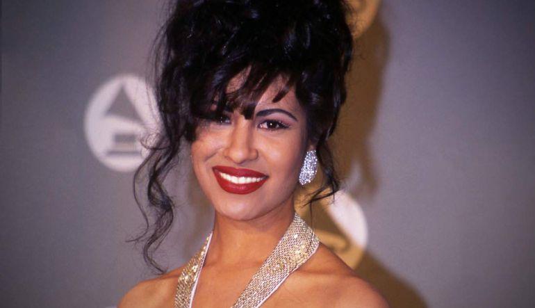 Selena Quintanilla en el paseo de la fama