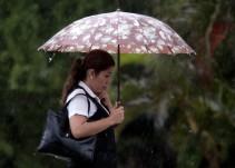 Prevén lluvias dispersas en al menos 12 entidades del país
