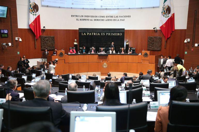 pena de muerte: Senado exhorta a Peña pedir indulto de Rubén Cárdenas a Trump