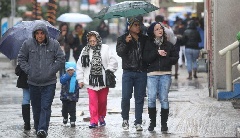 Clima hoy,9 noviembre 2017: Frente frío No. 9 se extiende sobre el norte y noreste del país