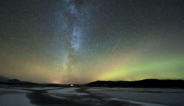 Fechas de las dos últimas lluvias de estrellas del 2017