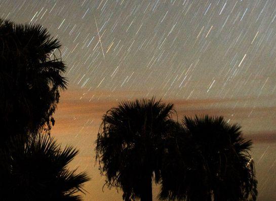 Habrá dos lluvias de estrellas en noviembre