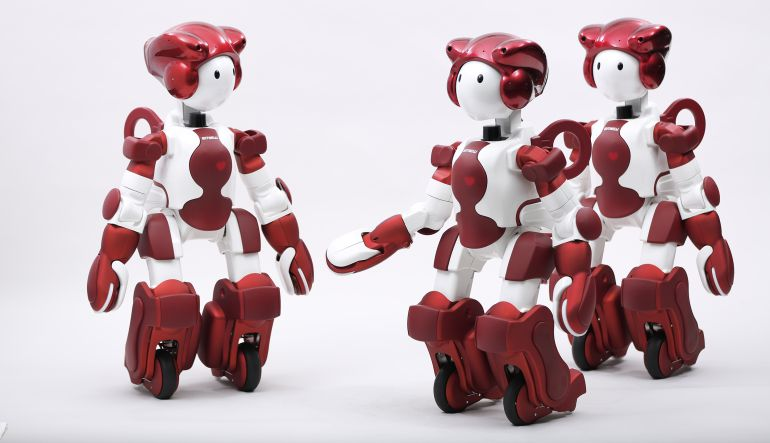 Robots políglotas serán los encargados de recibir a turistas en los Juegos Olímpicos 2020