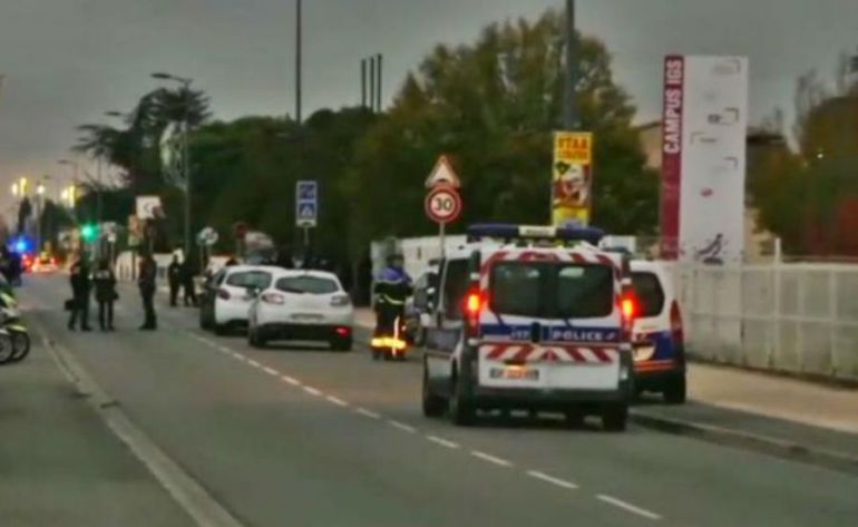 Tres estudiantes lesionados tras ser atropellados cerca de Toulouse, Francia
