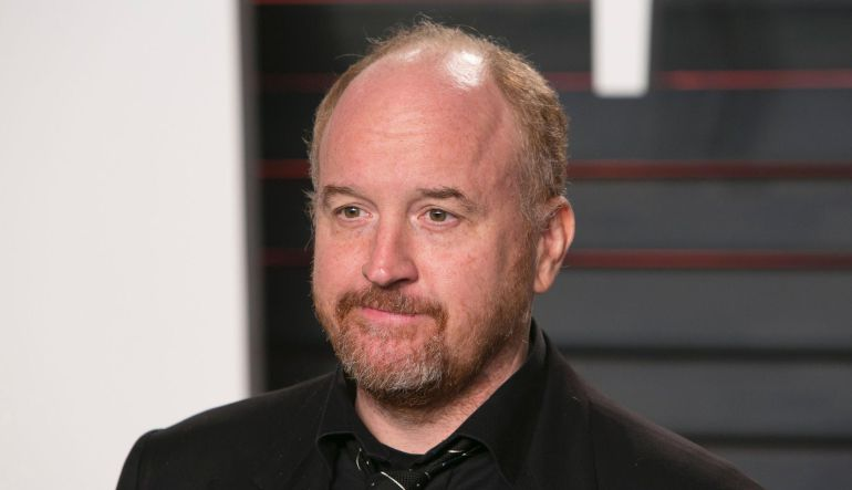 Cinco mujeres acusan al comediante Louis C.K. de acoso sexual