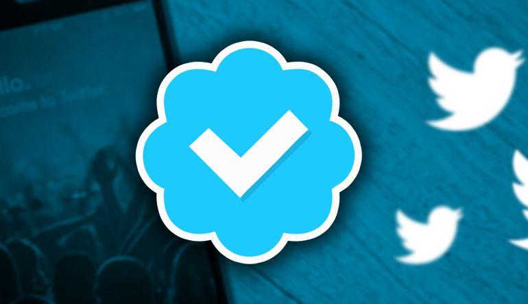 Twitter suspende proceso de verificación de tuits