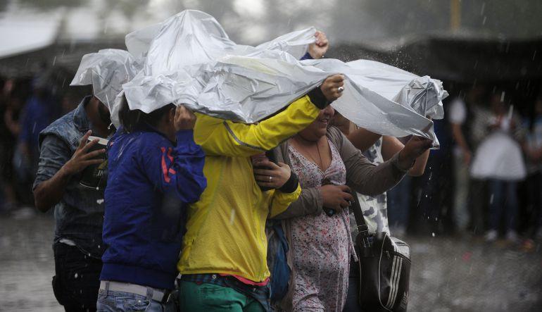 Clima hoy,13 noviembre 2017: Prevén lluvias al sur y sureste del país