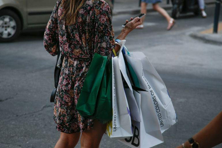 ¿Quién es un comprador compulsivo?