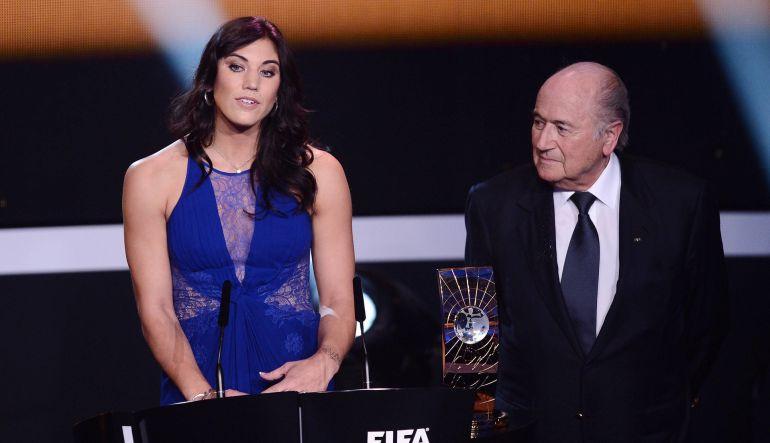 Ex presidente de la FIFA, otro caso de acoso sexual