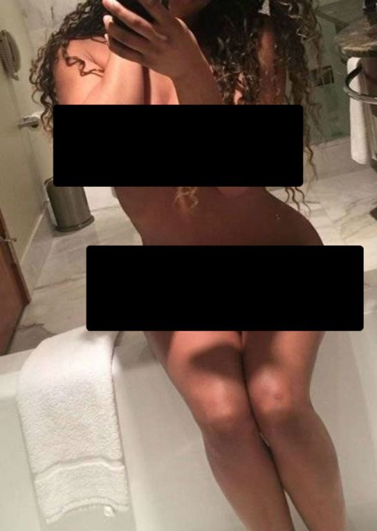 Filtran fotos desnudas de Jojo Offerman