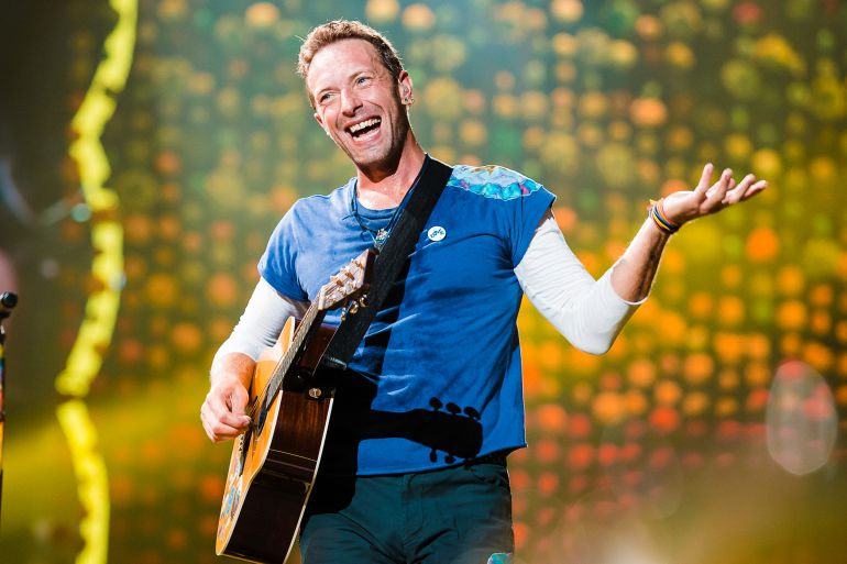 "Gustavo Cerati: Coldplay interpreta ""De música ligera"" de Soda Stereo"