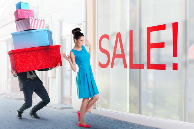 Tratamiento: Síntomas de un comprador compulsivo, ¿Cómo se cura?