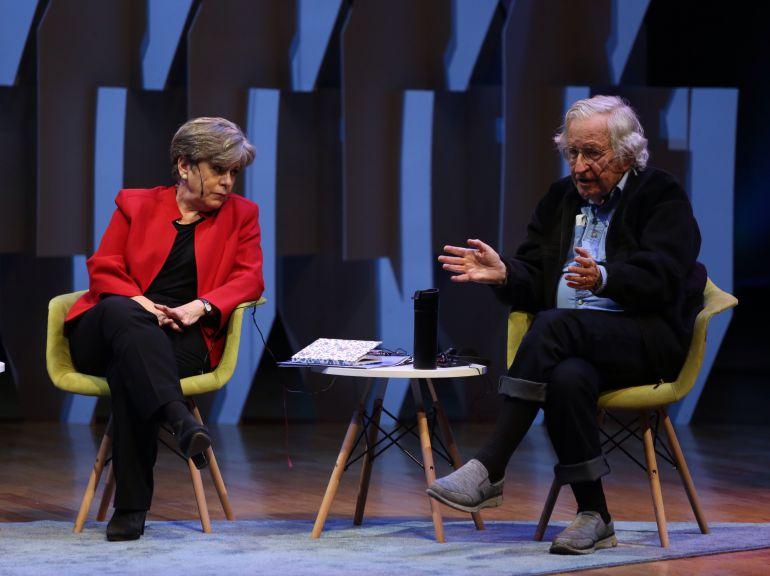 Noam Chomsky: Trump podría reelegirse: Chomsky
