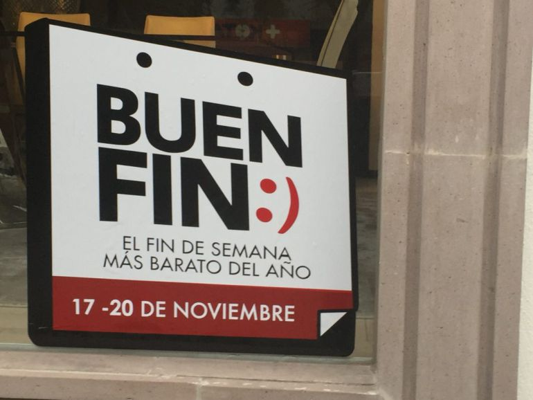 "Buen Fin: ""Buen Fin 2017"", lo ..."