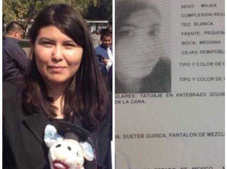 Detienen a presunto asesino de Anayetzin; ella estaba embarazada