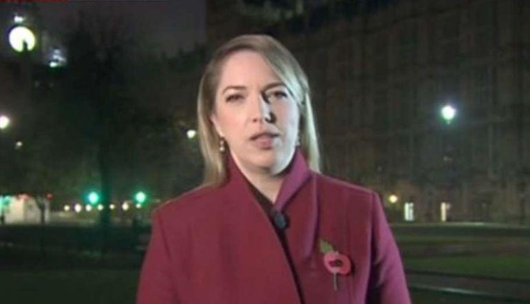 Reportera de BBC fue interrumpida por gemidos sexuales